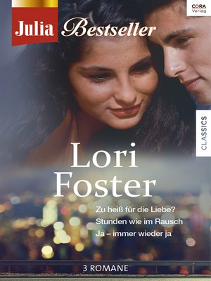 cover image of Julia Bestseller--Lori Foster