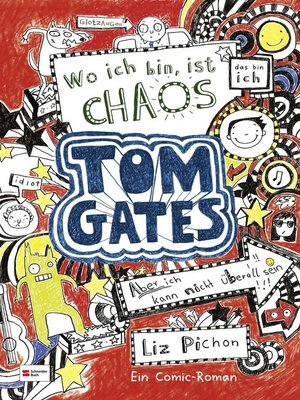 cover image of Tom Gates, Band 01