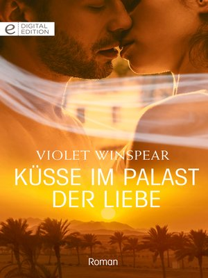 cover image of Küsse im Palast der Liebe