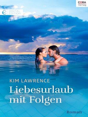 cover image of Liebesurlaub mit Folgen