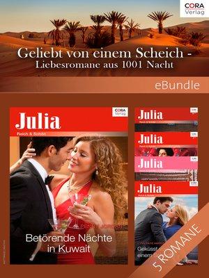 cover image of Geliebt von einem Scheich--Liebesromane aus 1001 Nacht