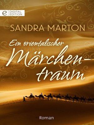 cover image of Ein orientalischer Märchentraum
