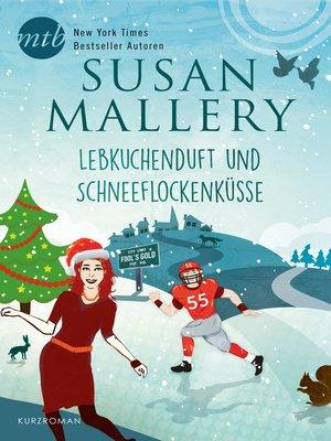 cover image of Lebkuchenduft und Schneeflockenküsse
