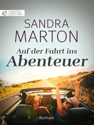 cover image of Auf der Fahrt ins Abenteuer