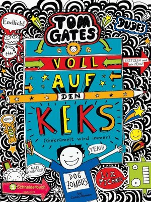 cover image of Tom Gates, Band 14