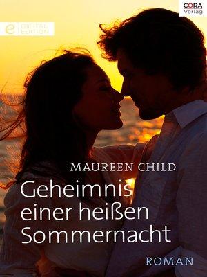 cover image of Geheimnis einer heißen Sommernacht