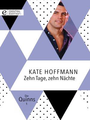cover image of Zehn Tage, zehn Nächte
