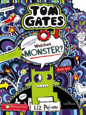 cover image of Tom Gates, Band 15
