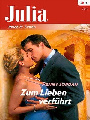 cover image of Zum Lieben verführt