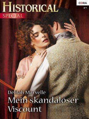 cover image of Mein skandalöser Viscount