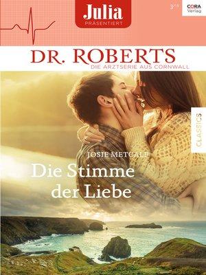 cover image of Die Stimme der Liebe