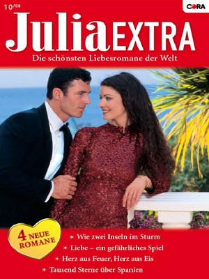 cover image of Julia Extra Band 0286