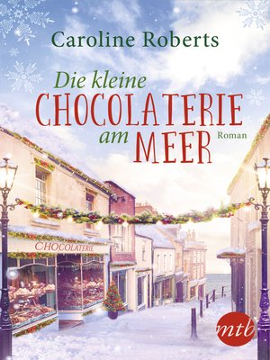cover image of Die kleine Chocolaterie am Meer