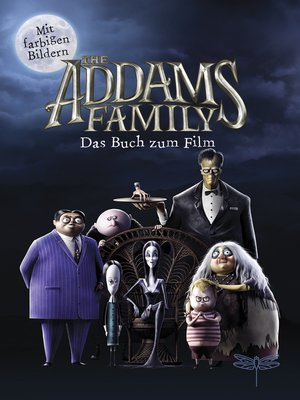 cover image of The Addams Family--Das Buch zum Film