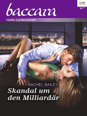 cover image of Skandal um den Milliardär