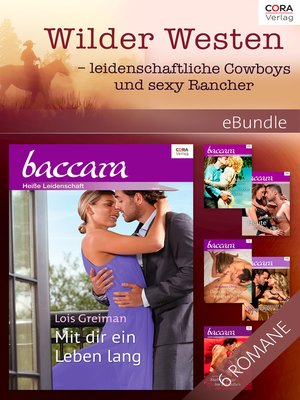 cover image of Wilder Westen--leidenschaftliche Cowboys und sexy Rancher