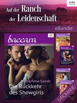 cover image of Auf der Ranch der Leidenschaft