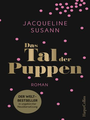 cover image of Das Tal der Puppen