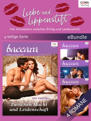 cover image of Liebe und Lippenstift--vier Schwestern zwischen Erfolg und Leidenschaft (4-teilige Serie)