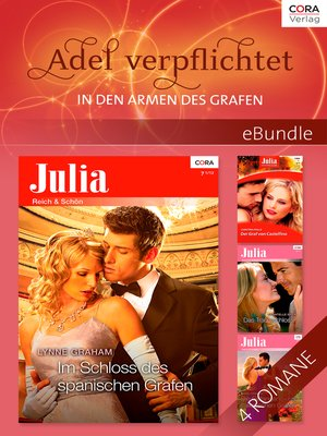 cover image of Adel verpflichtet--in den Armen des Grafen