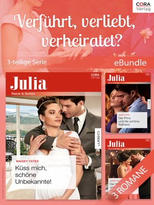 cover image of Verführt, verliebt, verheiratet?  (3-teilige Serie)