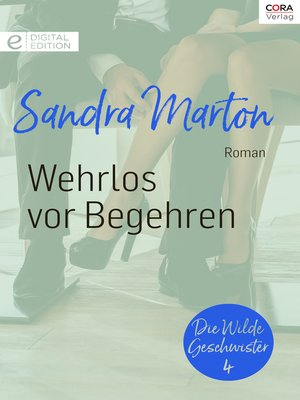 cover image of Wehrlos vor Begehren