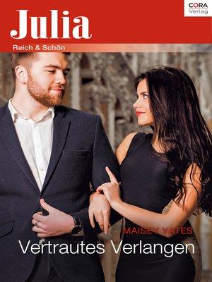 cover image of Vertrautes Verlangen