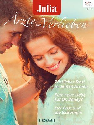 cover image of Julia Ärzte zum Verlieben Band 79