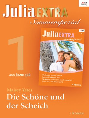 cover image of Julia Extra Band 368—Titel 1