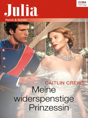 cover image of Meine widerspenstige Prinzessin