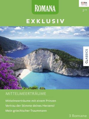 cover image of Romana Exklusiv Band 306