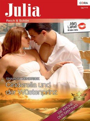 cover image of Cinderella und der Wüstenprinz