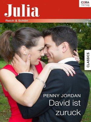 cover image of David ist zurück!