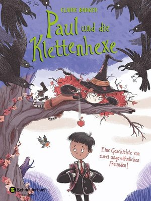 cover image of Paul und die Klettenhexe