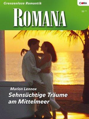 cover image of Sehnsüchtige Träume am Mittelmeer