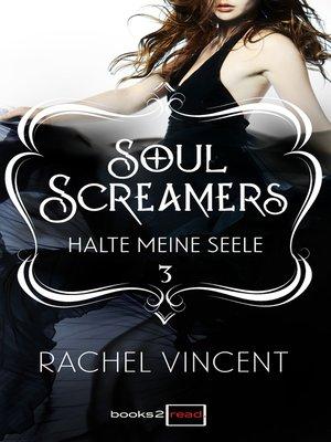 cover image of Halte meine Seele