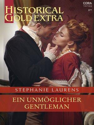 cover image of Ein unmöglicher Gentleman
