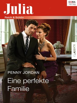 cover image of Eine perfekte Familie