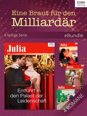 cover image of Eine Braut für den Milliardär--4-teilige Serie