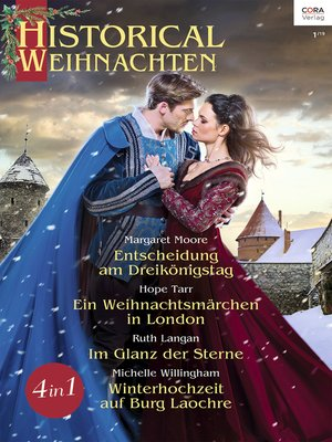 cover image of Historical Weihnachten Band 12