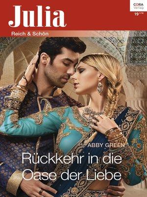 cover image of Rückkehr in die Oase der Liebe