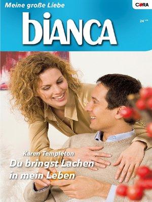 cover image of Du bringst Lachen in mein Leben