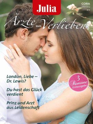 cover image of Julia Ärzte zum Verlieben Band 140