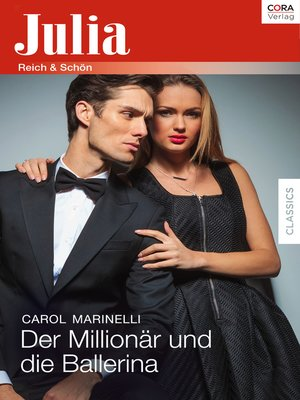 cover image of Der Millionär und die Ballerina