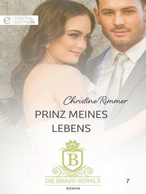 cover image of Prinz meines Lebens