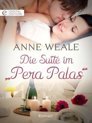 cover image of Die Suite im Pera Palas