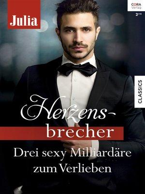 cover image of Julia Herzensbrecher Band 6