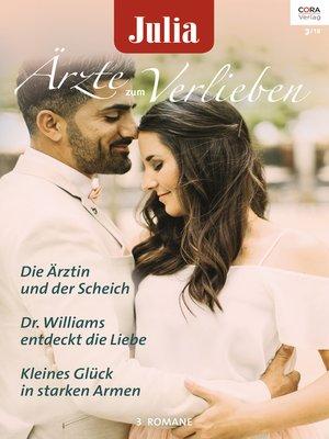 cover image of Julia Ärzte zum Verlieben Band 110