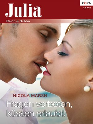 cover image of Fragen verboten, küssen erlaubt!