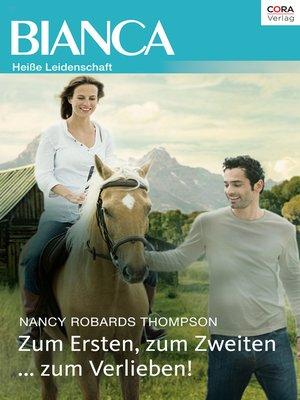 cover image of Zum Ersten, zum Zweiten ... zum Verlieben!